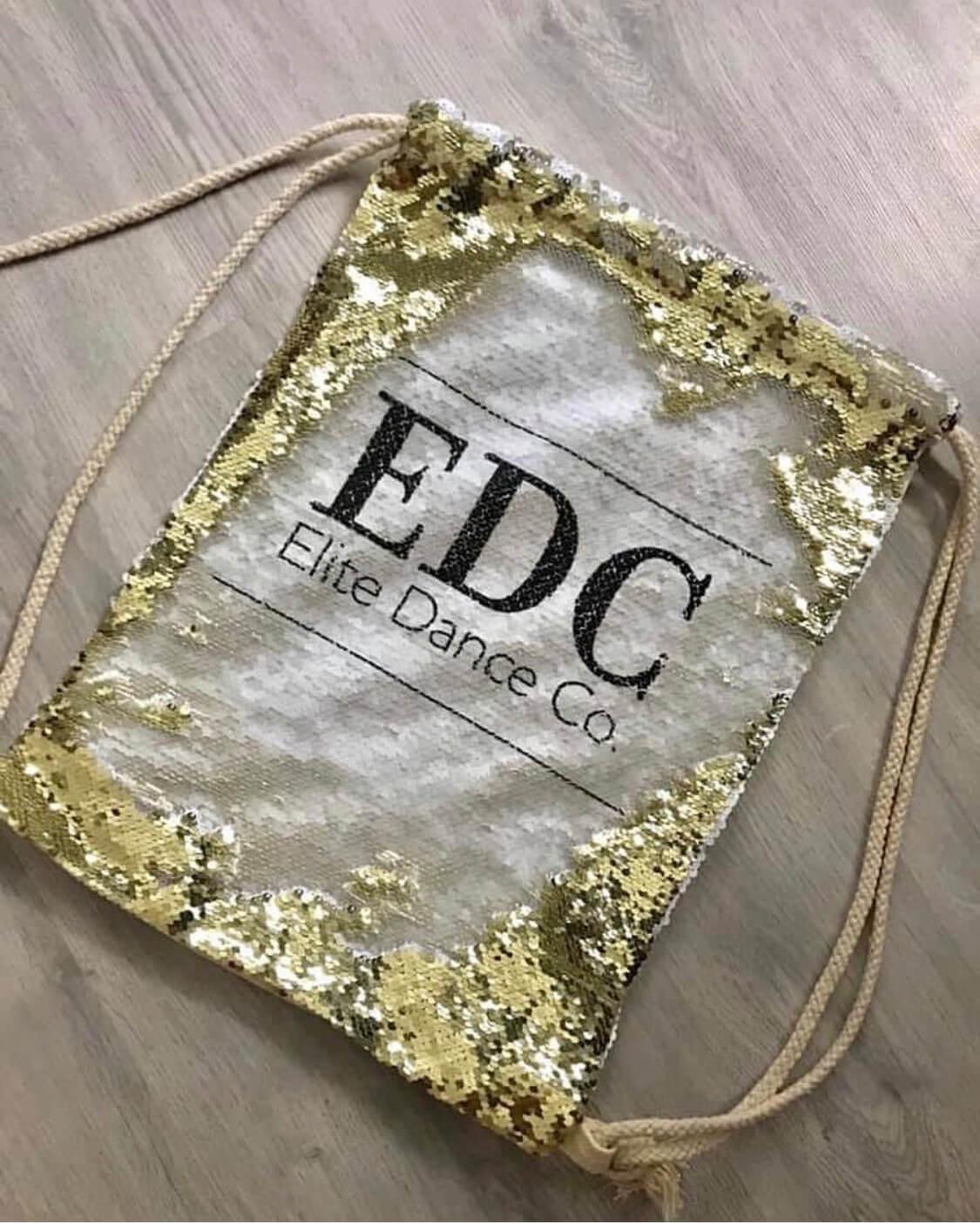 EDC Sequin Bag